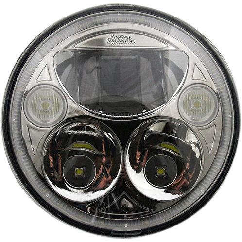 2001-1259 Chrome TruBeam LED Headlight