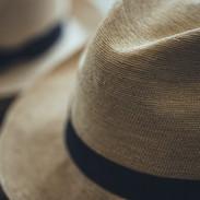 石田製帽のパナマハット