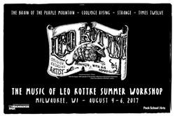 Music of Leo Kottke Workshop 2017