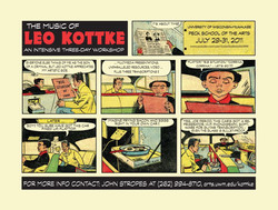 Music of Leo Kottke Workshop 2011