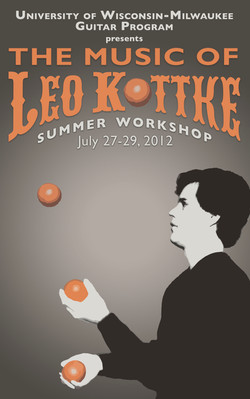 Music of Leo Kottke Workshop 2012