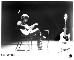 Music of Leo Kottke Workshop