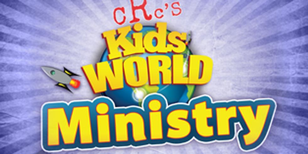 Kids & Family Holy Blast Event