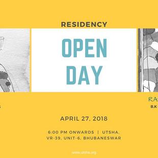 Ekta Singha _ Rasmirekha Barik Open Day.