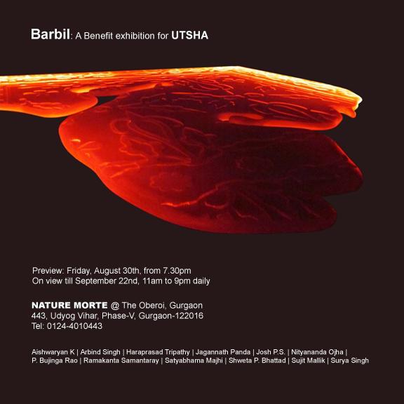 Barbil A Benefit Exhibition for Utsha.pn