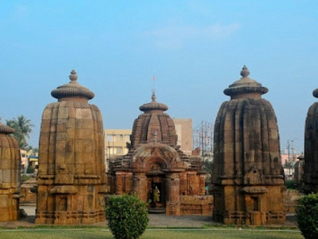 How to showcase the temples of Odisha