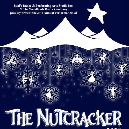 Nutcracker 2020 Digital Recording