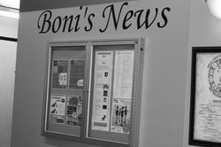 Boni's I - Bulletin Board