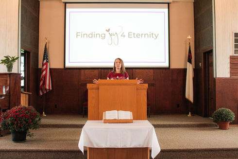 Finding Joy 4 Eternity