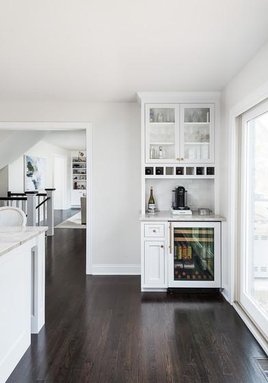 Barley Avenue kitchen