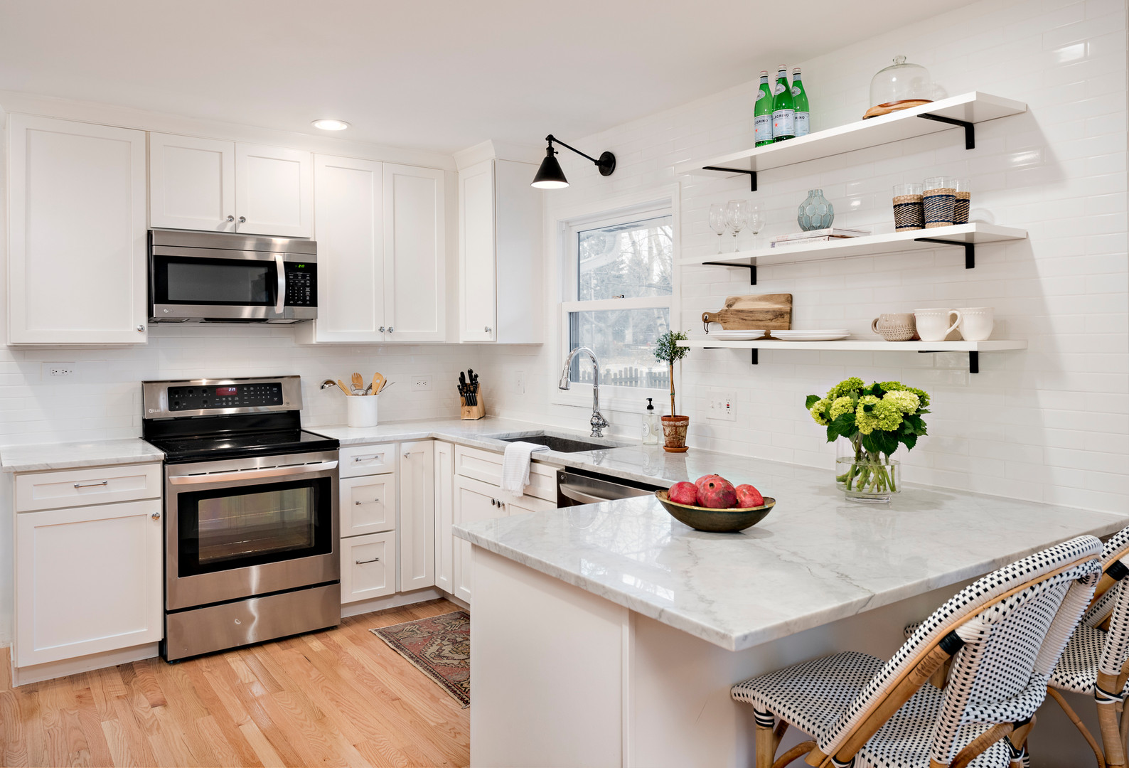 212 East 11th Avenue kitchen
