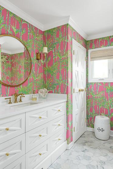 1010 Thunderbird Lane master bathroom