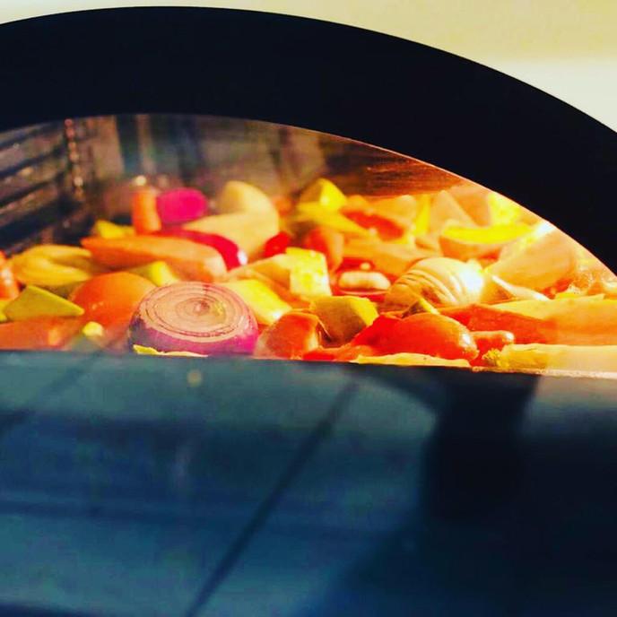 איך עושים ירקות בתנור הכי מושלמים