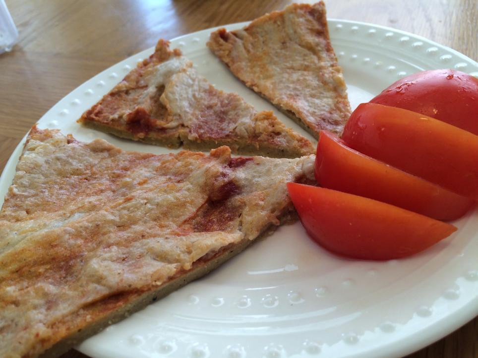 פיצה קינואה