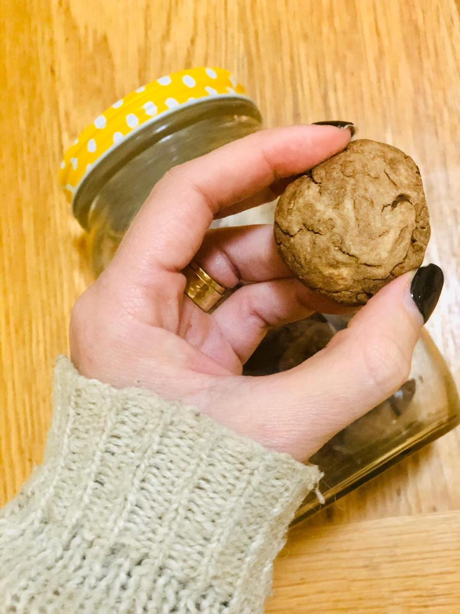 עוגיות שוקולד הכי קלות