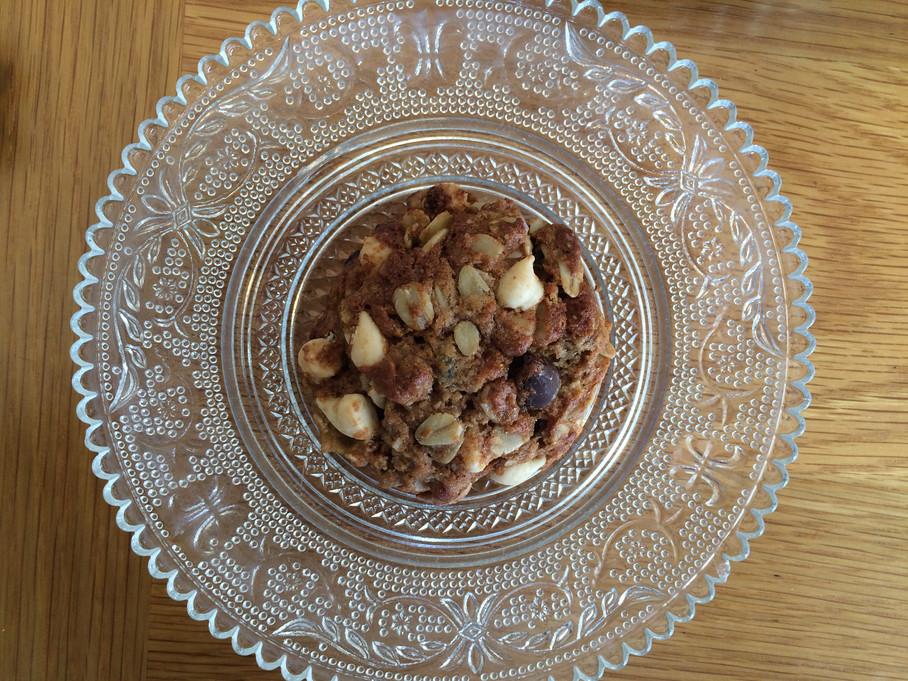 עוגיות שוקולד צ'יפס טבעוניות ממכרות