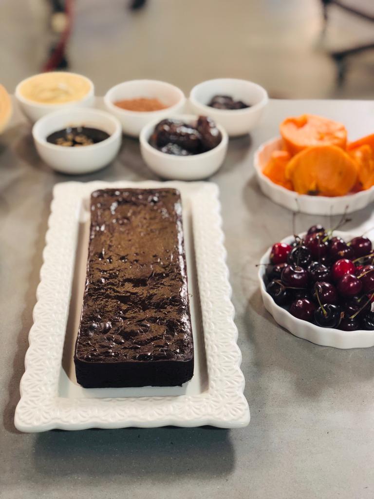 עוגת שוקולד מבטטה!