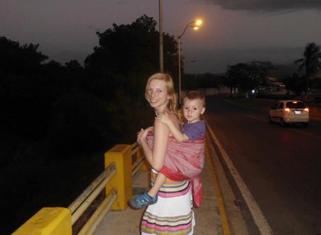 Cestování s dětmi