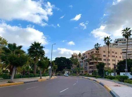 Egypt v karanténě - atmosféra houstne