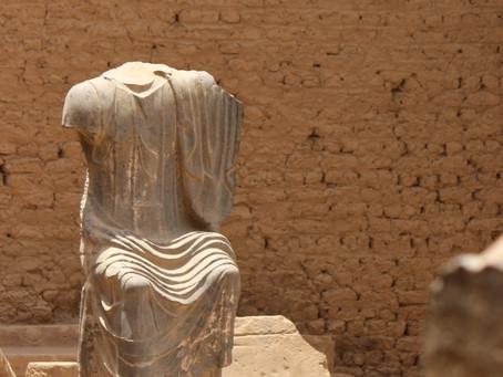 Aktuality z Egypta