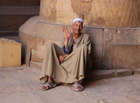 Egypt - (ne)ze-mě