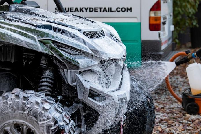Off Road ATV Detailing