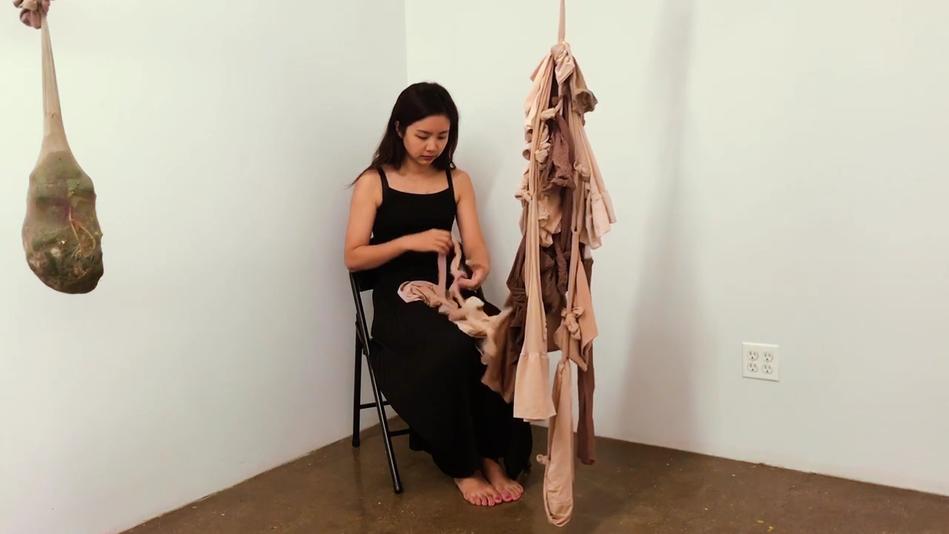 Dasol Hong_Human Flow, Video loop 29 min