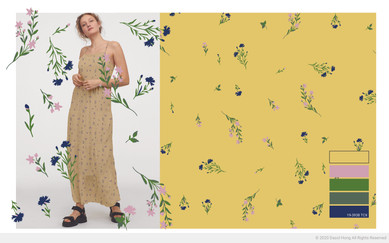SS21 Pattern Design Portfolio_Dasol Hong
