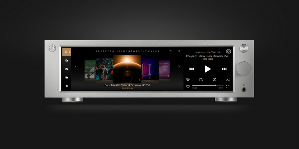 HiFi Rose RS 250 Touchscreen Banner.png