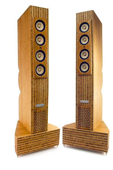 Tri Art Audio P-Series Mini-Tower Loudspeakers