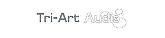 Tri Art Audio Logo basic
