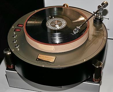 Audio Consulting R-EVO MINIMA Turntable