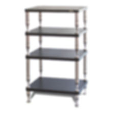 SolidSteel HP-4 B;ack Equipment Stand