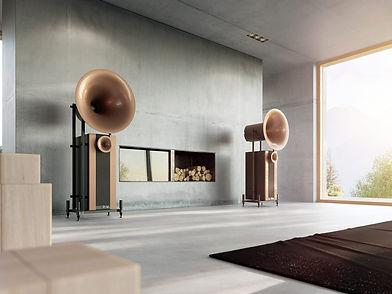 Avantgarde DUO XD Loudspeaker-Gallery