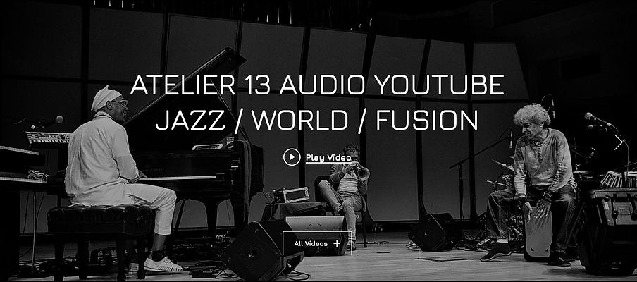 Atelier 13 Audio JAZZ Video