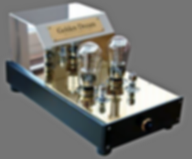 Audion Golden Dream 300B Monoblock Amplifier
