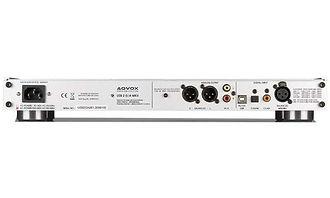 Aqvox-USB-2-DAC - Rear