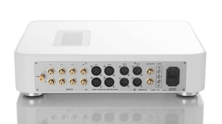 Trafomatic Reference Line One Preamplifi
