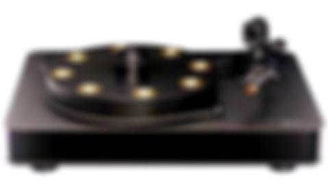 Feickert Blackbird Turntable