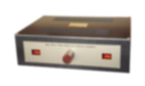 MIPA Reference Amplifier - Angle Front View