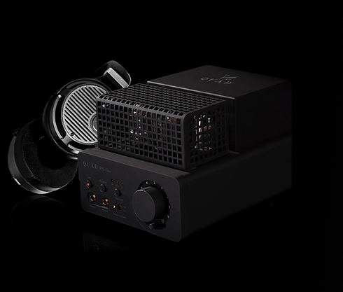 Quad PA-ONE Headphone Amplifier with QUAD ERA-1 Headphones