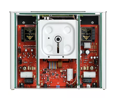 AMR CD-777 - Open View from Top
