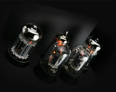 QUAD PA-ONE Headphone Amplifier Tubes