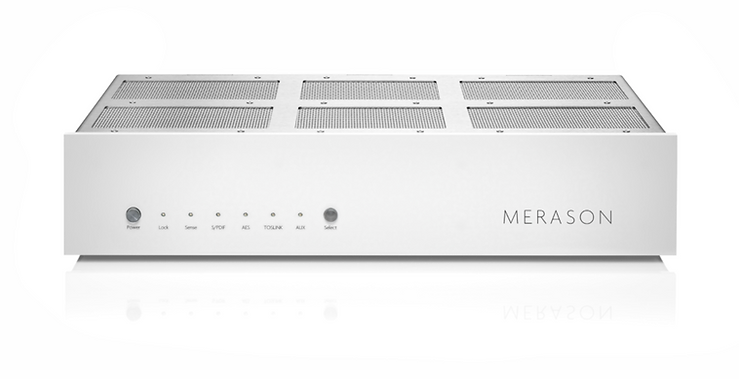 MERASON DAC-1 Front View