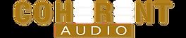 Coherent Audio Logo