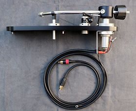 Swissonor TA10 Reference Tonearm side view
