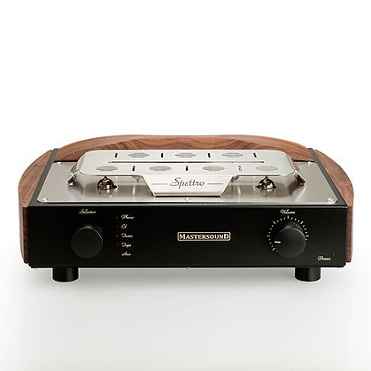 Mastersound Spettro Tube Preamp