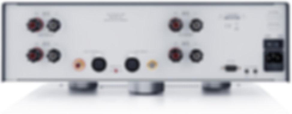 Primare A60 Amplifier - Rear View