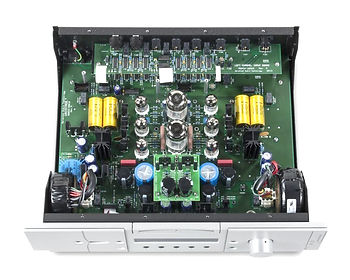 BAT VK 33 Preamplifier - TOP OPEN VIEW