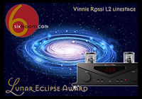Vinnie Rossi 6 Moons Linar Eclipse Award